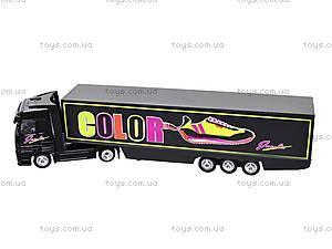 Коллекционная машина Actros, 72131-18WD, игрушки