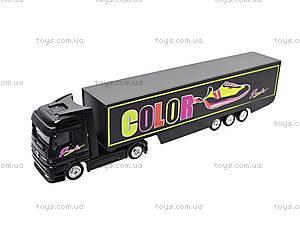 Коллекционная машина Actros, 72131-18WD, детские игрушки