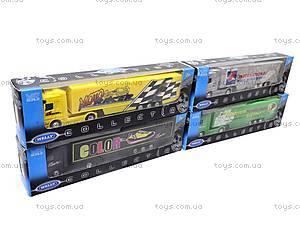 Коллекционная машина Actros, 72131-18WD