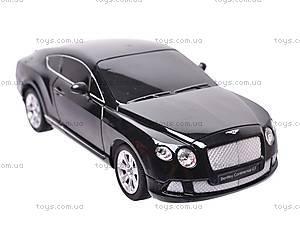 Коллекционная машина «Bentley», р/у, 1010