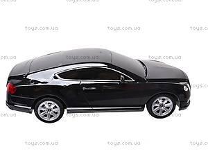 Коллекционная машина «Bentley», р/у, 1010, купить