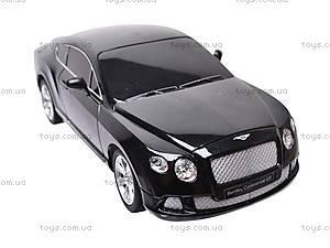 Коллекционная машина «Bentley», р/у, 1010, фото