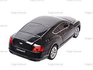 Коллекционная машина «Bentley», р/у, 1010, цена