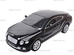 Коллекционная машина «Bentley», р/у, 1010, игрушки