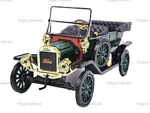 Коллекционная модель 1910 FORD, SS-55033A, отзывы