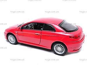 Коллекционная модель Alfa Romeo GT, 22454W, отзывы
