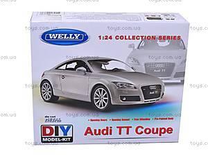 Коллекционная модель Audi TT Coupe, 22478KB, цена