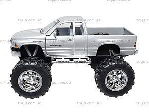 Коллекционная модель авто Dodge Ram, KT5338W, игрушки