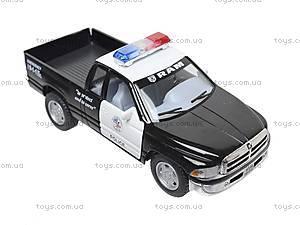 Коллекционная модель авто Dodge Ram (Police), KT5018WP, купить