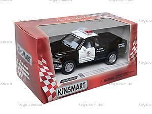 Коллекционная модель авто Dodge Ram (Police), KT5018WP