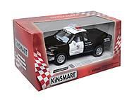 Коллекционная модель авто Dodge Ram (Police), KT5018WP, фото