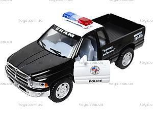 Коллекционная модель авто Dodge Ram (Police), KT5018WP, отзывы