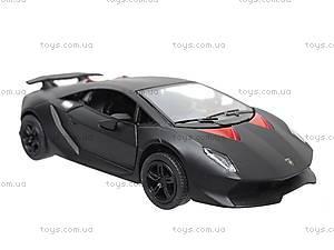 Коллекционная модель авто Lamborghini Sesto Elemento, KT5359W, цена