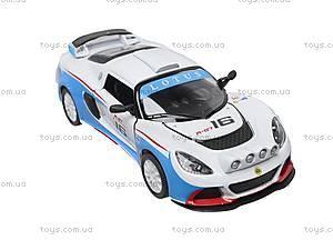 Коллекционная модель авто Lotus Exige R-GT, KT5362W, купить