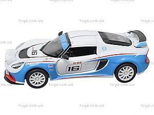 Коллекционная модель авто Lotus Exige R-GT, KT5362W, фото