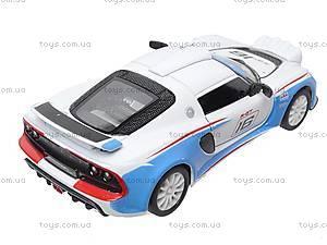 Коллекционная модель авто Lotus Exige R-GT, KT5362W, цена