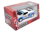 Коллекционная модель авто Lotus Exige R-GT, KT5362W, отзывы