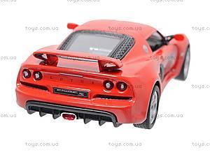 Коллекционная модель авто Lotus Exige S, KT5361W, купить