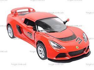 Коллекционная модель авто Lotus Exige S, KT5361W, фото