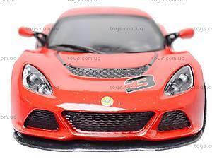 Коллекционная модель авто Lotus Exige S, KT5361W, отзывы