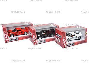 Коллекционная модель авто Lotus Exige S, KT5361W