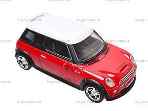Коллекционная модель авто Mini Cooper, 6010, фото