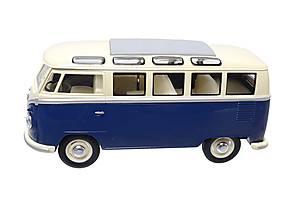 Коллекционная модель автомобиля Volkswagen Classical Bus, KT7005W, купить