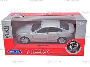 Коллекционная модель BMW, 8 видов, K49720G-BMW, магазин игрушек