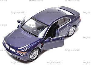 Коллекционная модель BMW, 8 видов, K49720G-BMW, іграшки