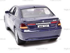 Коллекционная модель BMW, 8 видов, K49720G-BMW, детский