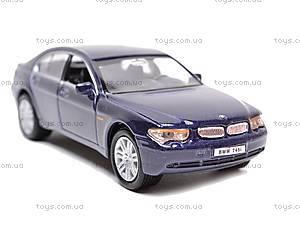 Коллекционная модель BMW, 8 видов, K49720G-BMW