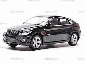 Коллекционная модель BMW X6, 44016CW