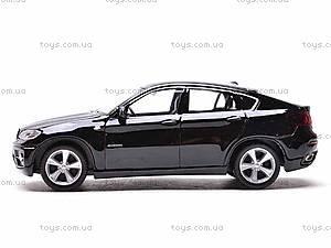 Коллекционная модель BMW X6, 44016CW, фото