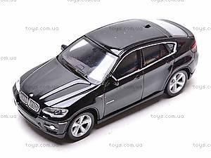 Коллекционная модель BMW X6, 44016CW, цена