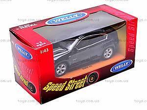 Коллекционная модель BMW X6, 44016CW, игрушки