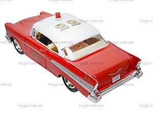 Коллекционная модель Chevrolet Bel Air, KT5325W, отзывы
