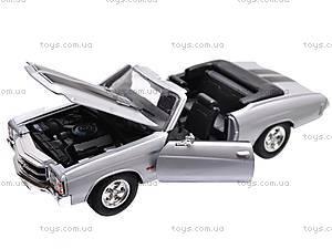 Коллекционная модель Chevrolet Chevelle, 22089 W, цена