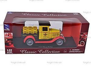 Коллекционная модель Chevy, SS-55003A, игрушки
