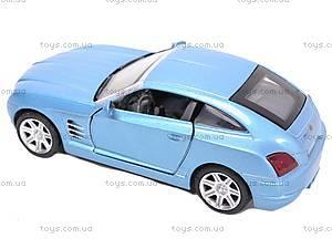 Коллекционная модель Chrysler Srossfire, 50283B, фото