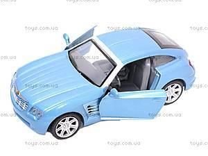 Коллекционная модель Chrysler Srossfire, 50283B, отзывы