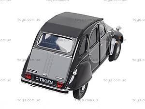 Коллекционная модель Citroen 2CV 6 Charleston, 24009W, цена