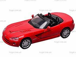 Коллекционная модель Dodge Viper SRT/10, 52393A