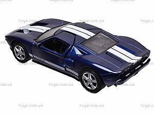 Коллекционная модель Ford GT, 50933C, фото