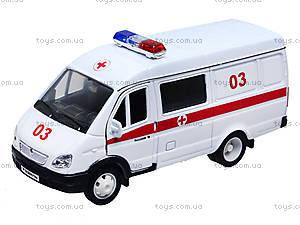 Коллекционная модель GAZ «Скорая помощь», 42387BAE-W, отзывы