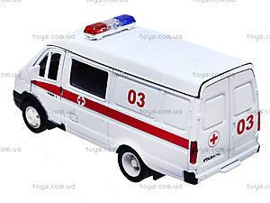 Коллекционная модель GAZ «Скорая помощь», 42387BAE-W, цена