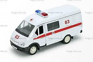 Коллекционная модель GAZ «Скорая помощь», 42387BAE-W, купить