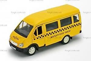 Коллекционная модель GAZ «Такси», 42387ATI-W