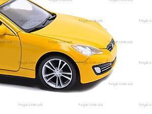 Коллекционная модель Hyundai Genesis Coupe, 44030CW, купить
