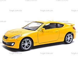 Коллекционная модель Hyundai Genesis Coupe, 44030CW