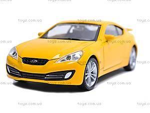 Коллекционная модель Hyundai Genesis Coupe, 44030CW, отзывы